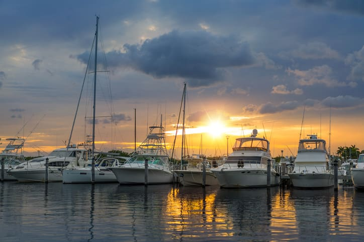 Insurance for Marinas and Yacht Clubs